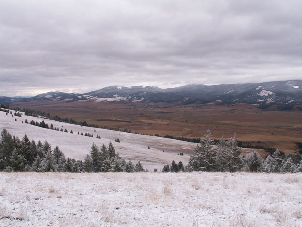elk hunting ranch